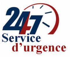Depannage serrurier urgent 24 h sur 24h monnieres