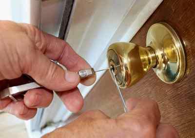 Ouverture de porte crochetage de serrure 1